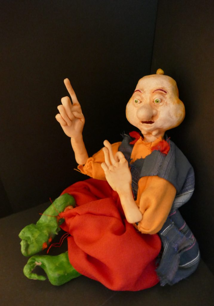 Pierre-Yves personnage fimo Mathilde Collard